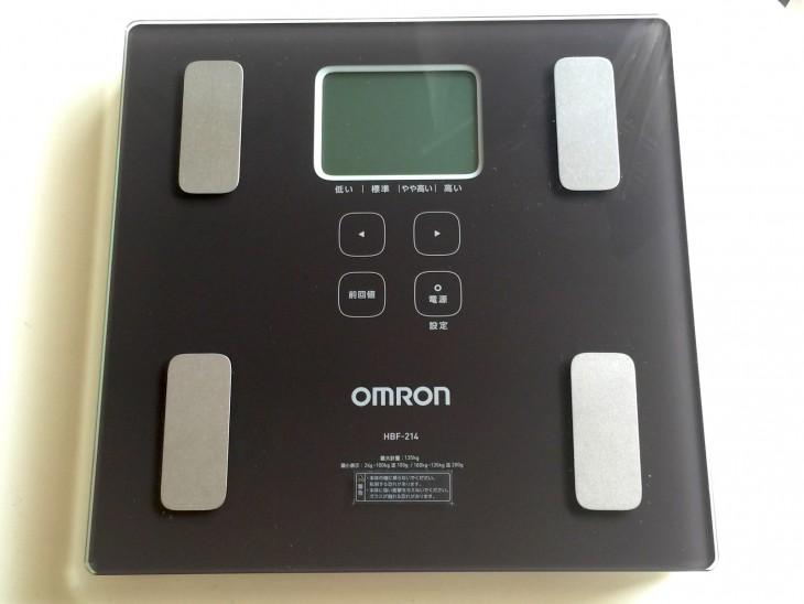 オムロン株式会社「体重計」