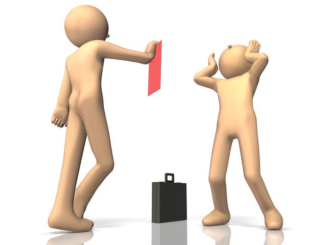 規律違反による解雇理由例9個と解雇条件・解雇要件
