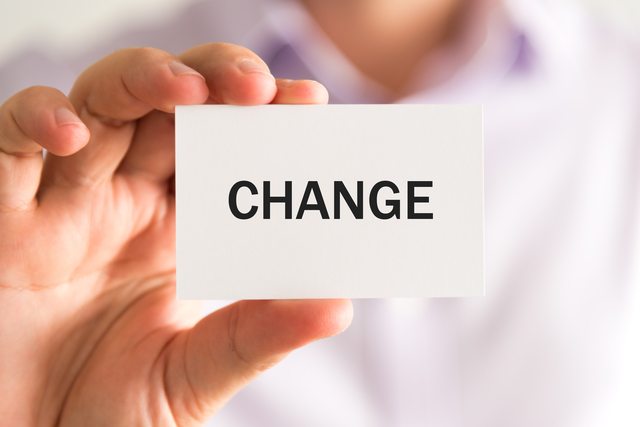 利用規約変更のルール