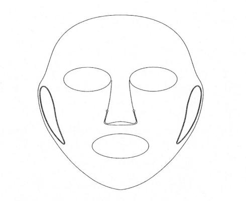 美容用シートマスク 原告側