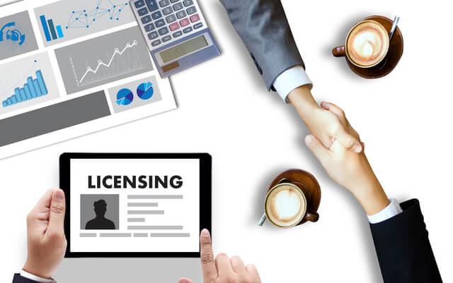ライセンス契約とライセンス契約書の解説。