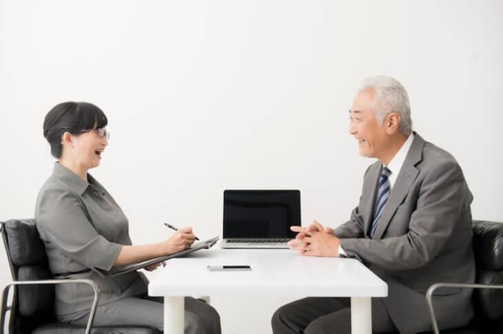 高齢者雇用についてわかりやすく解説。