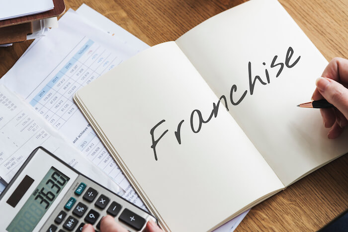 フランチャイズ解約時の違約金について