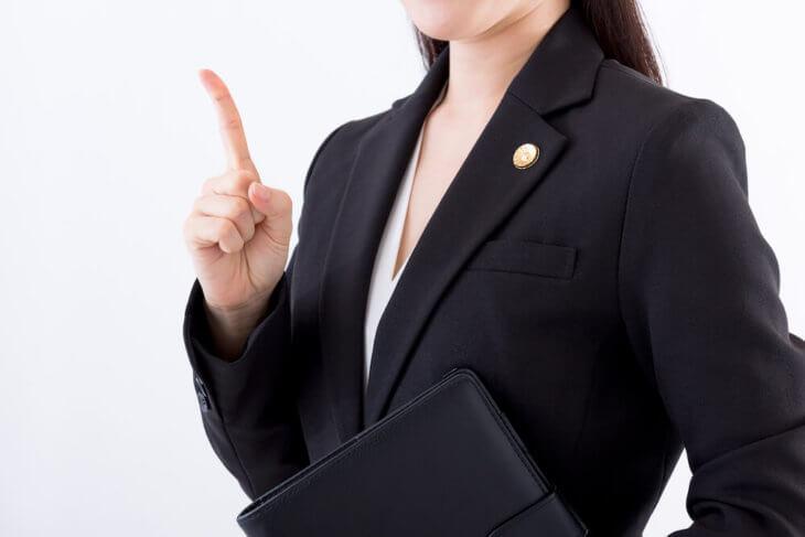 自社で伝えることが難しい場合は弁護士への依頼が有効