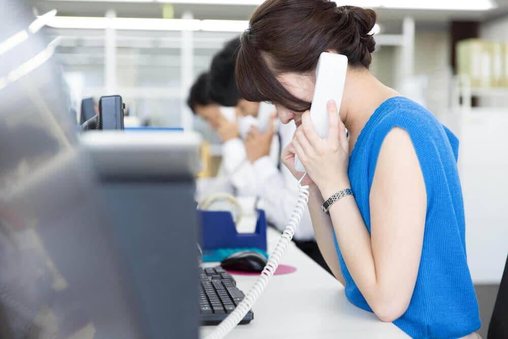 電話での話し方、聴き方のポイント
